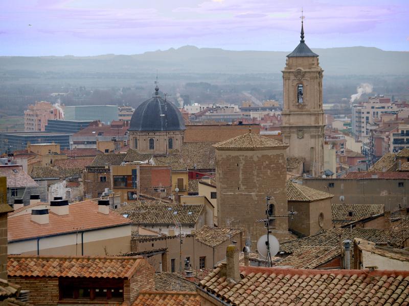 the basilica of san lorenzo monuments huesca turismo