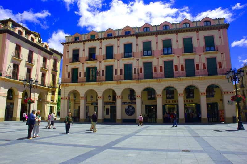 Huesca para todos huesca turismo for Oficina de turismo huesca